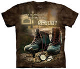 Reboot Outdoor T-shirts
