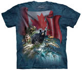 Canada The Beautiful T-Shirts
