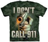 Call 911 T-shirts