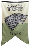 Game Of Thrones - Stark Banner 高画質プリント