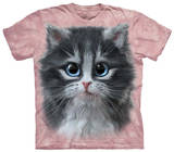 Youth: Pretty In Pink Kitten T-shirts