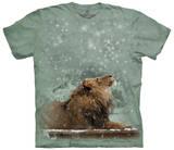 Luke In Snowfall T-Shirts