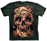 Youth: Jungle Skull Shirt