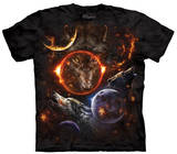 Youth: Cosmic Wolves Shirt