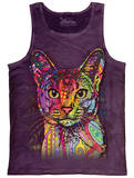 Tank Top: Abyssinian Tank Top