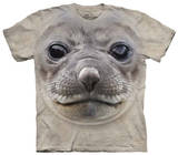 Youth: Big Face Seal T-shirts
