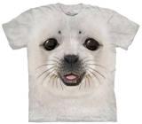 Youth: Big Face Baby Seal T-Shirts