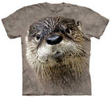Youth: N.A. River Otter Smithsonian Collection T-shirts
