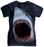 Women's: Shark Bite T-shirts
