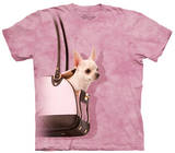 Youth: Handbag Chihuahua T-shirts