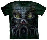 Big Face Cthulu Shirt