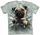 Pug Breakthrough T-shirts