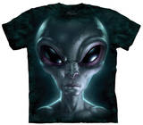 Youth: Grey Alien T-Shirt