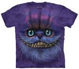 Youth: Big Face Cheshire Cat Koszulki