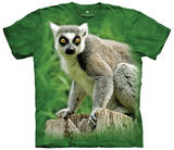 Ring Tailed Lemur Shirts