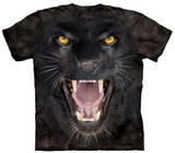 Youth: Aggressive Panther Shirt