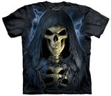 Death In Chains T-shirts