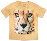 Youth: Big Face Cheetah Endanger Smithsonian Collection Koszulki