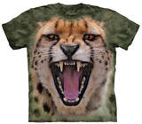 Youth: Wicked Nasty Cheetah T-shirts