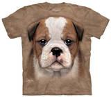 Youth: Bulldog Puppy Shirt