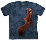 Youth: Peace Squirrel T-shirts