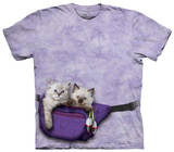 Youth: Fanny Pack Kittens T-Shirt