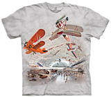 Youth: Boeing AV. Hanger Smithsonian Collection - T-shirt