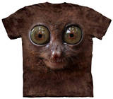 Youth: Big Face Tarsier T-Shirt