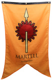 Game Of Thrones - Martell Banner Posters