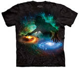 Galaxy DJ T-shirts