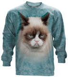 Long Sleeve: Grumpy Cat T-Shirt