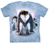 Youth: Penguin Heart Shirts
