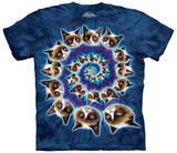Grumpy Spiral T-shirts