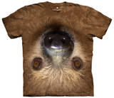Upside Down Sloth T-shirts