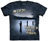 Freshwater WTF T-Shirt