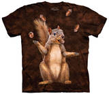 Nut Juggler T-shirts