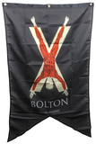 Game Of Thrones - Bolton Banner Plakaty