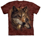 Forest Wolves Camisetas
