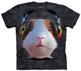 Youth: DJ Guinea Pig T-Shirts