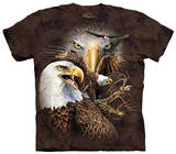 Youth: Find 14 Eagles T-shirts