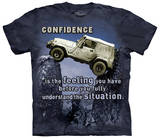 Jeep Outdoor Camiseta