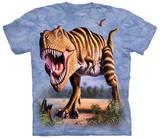 Striped Rex T-shirts