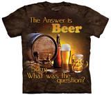 Beer Outdoor Skjorte