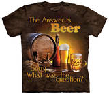 Beer Outdoor Shirt