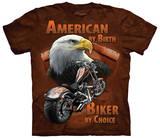 American By Birth T-skjorte