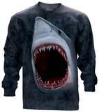 Long Sleeve: Shark Bite T-shirts