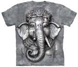 Big Face Ganesh T-skjorte