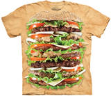 Epic Burger T-shirts