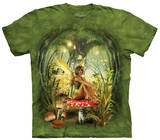 Youth: Toadstool Fairy T-Shirt