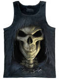 Tank Top: Big Face Death Tank Top